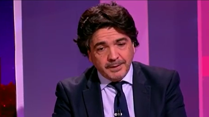 """Mario Garcés (PP): """"Desde que el PSOE ha asumido como aliados a Bildu, se ha producido una degradación de la vida política"""""""