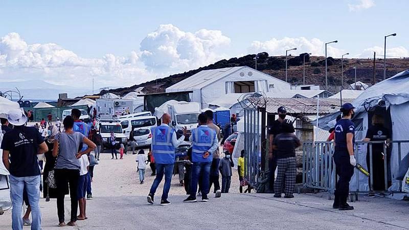 En Portada - La jaula de Lesbos - ver ahora