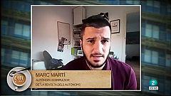 "Cafè d'idees- Marc Martí: ""És imperdonable! Toca dimitir!"""