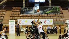 Baloncesto en silla de ruedas - Liga BSR División de Honor. Resumen Jornada 2
