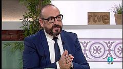 """Cafè d'idees - Jordi Cañas: """"ETA encara existeix. No ha desaparegut"""""""