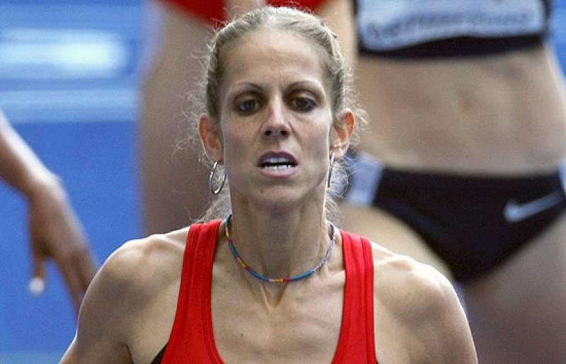 Vea la carrera completa de los 1500 femenino en la que Natalia Rodríguez consiguió ganar pero que más tarde fue descalificada por los jueces.