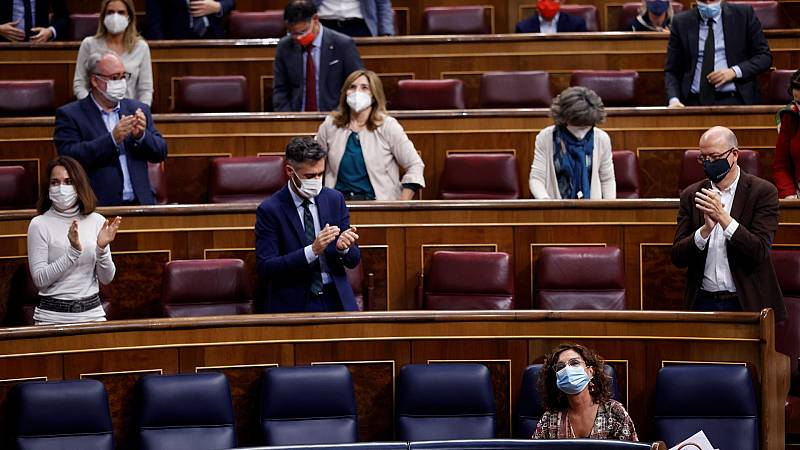 El Congreso da luz verde a la tramitación de los Presupuestos y continuará una negociación marcada por los vetos cruzados