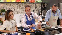 Cocina al punto con Peña y Tamara - Pastel de salmón