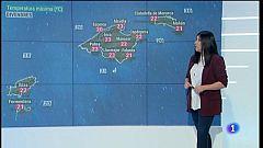 El temps a les Illes Balears - 12/11/20