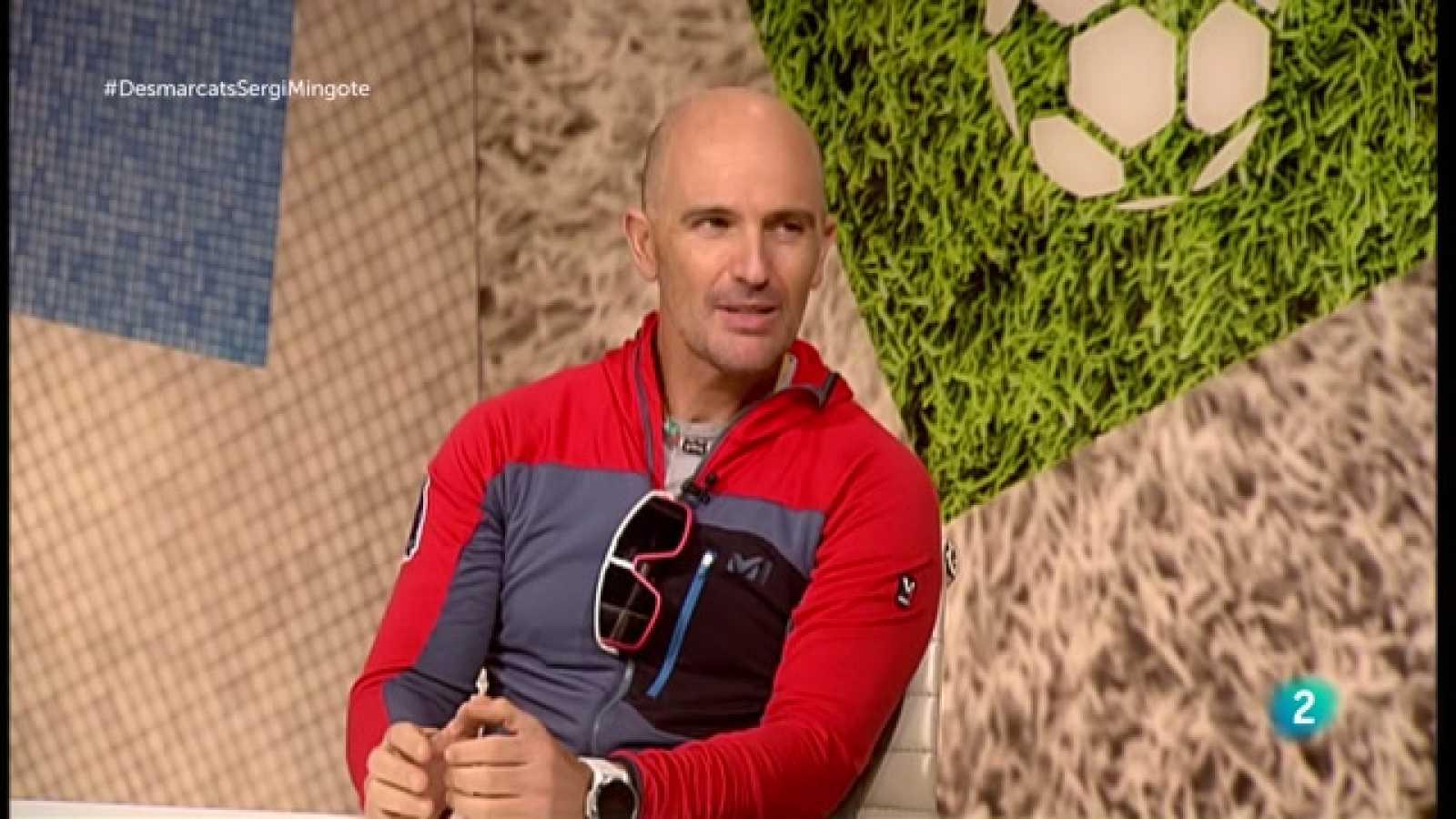 Desmarcats. Sergi Mingote, alpinista
