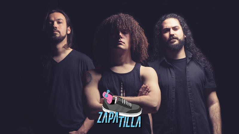 Zapatilla - Trallery X Metallica - 12/11/20 - ver ahora