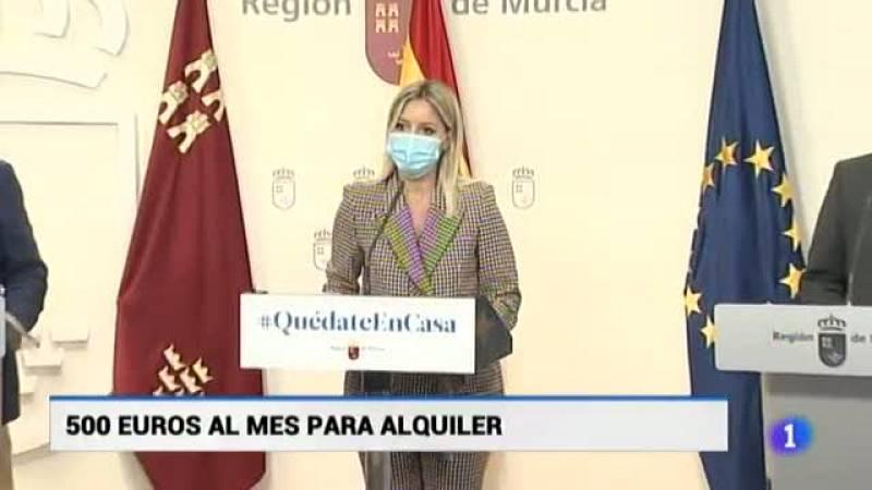 Noticias Murcia 2  12/11/2020