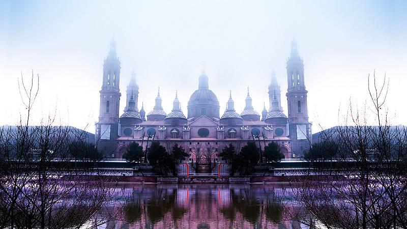 Probabilidad de nieblas matinales extensas en la depresión del Ebro y el interior del sureste peninsular