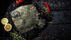 Cocinamos rodaballo salvaje a la plancha en 'Como Sapiens'
