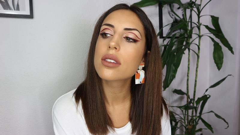 #Tendencias - #InspiracionBeauty con Anabel Mua: Tutorial para hacer un 'eyeliner flotante'