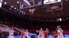 Baloncesto - Partido preparación Eurobasket femenino 2021: España - España