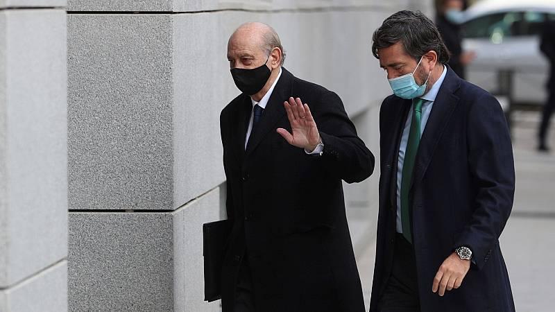 Fernández Díaz y Francisco Martínez mantienen sus versiones opuestas y chocan ante el juez del caso Kitchen