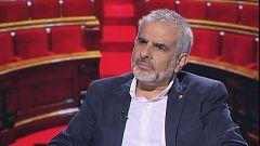 Aquí Parlem - Carlos Carrizosa, president del grup parlamentari de Ciutadans i cap de l'oposició al Parlament
