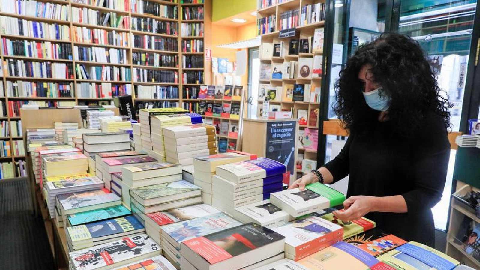 Las pequeñas y medianas librerías se unee para hacer frenta a la crisis provocada por el coronavirus
