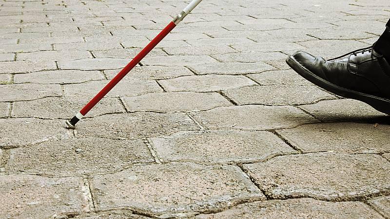 España Directo - Guías voluntarias para ciegos