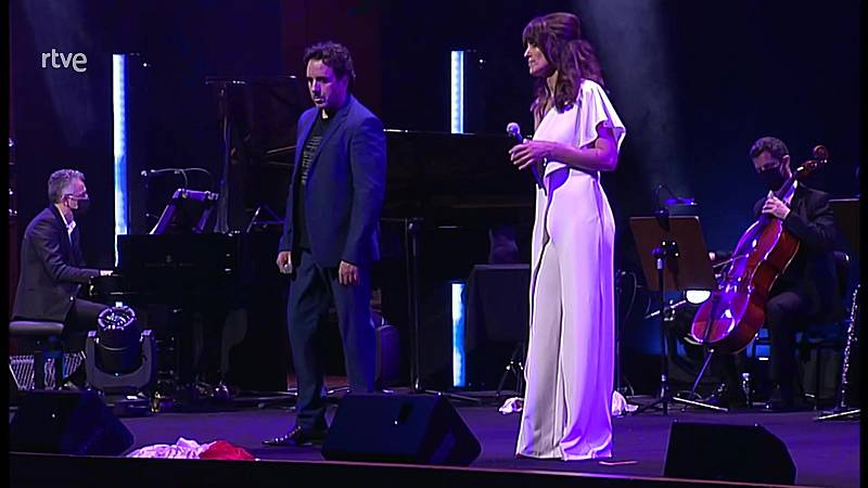 Las noches del Monumental - Arabian and Lírica Nacho Bas y Linda Al-Ahmad - ver ahora