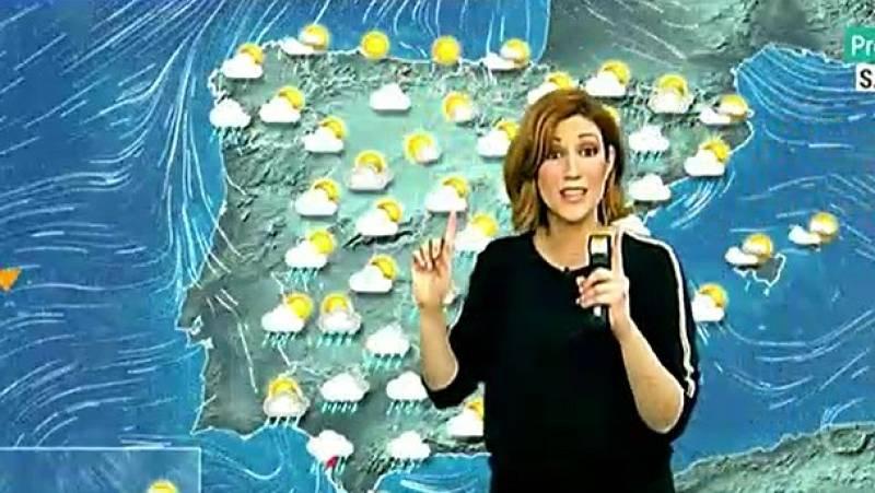 La AEMET prevé rachas fuertes de viento en Canarias al paso de la tormenta Theta