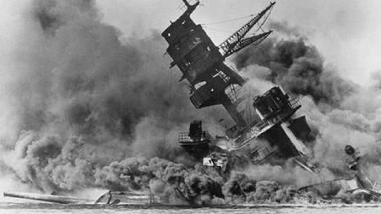 El ataque a Pearl Harbor (1941)