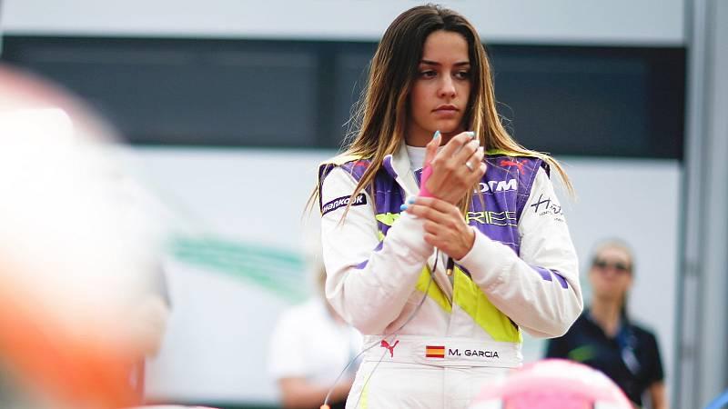 """Marta García, piloto de W Series: """"En un futuro próximo podría haber una Fórmula 1 mixta"""""""