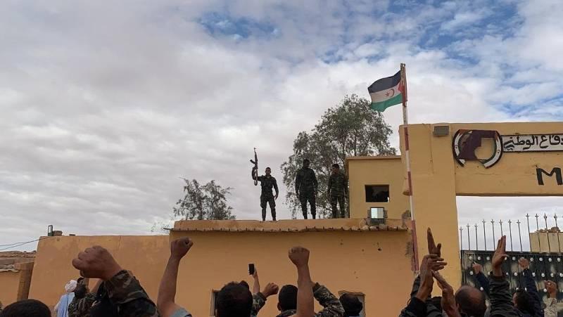 El Polisario acusa a Marruecos de violar el acuerdo de alto el fuego y dice que la guerra ha comenzado
