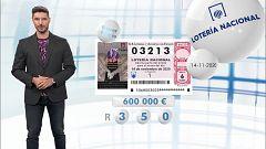 Lotería Nacional - 14/11/20