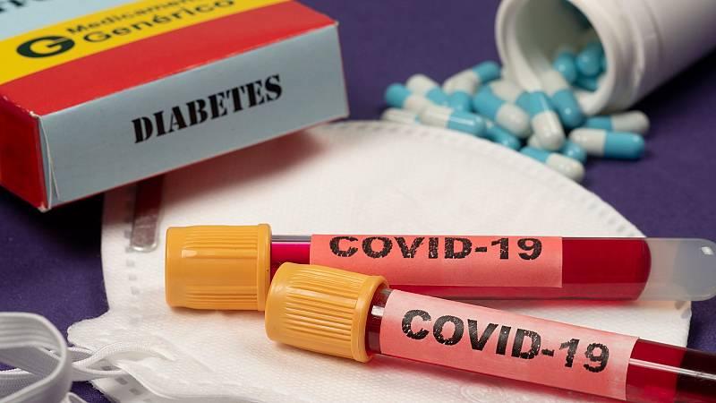 Las personas con diabetes y COVID sufren más complicaciones