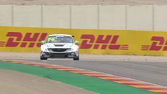 Automovilismo - Campeonato del Mundo Turismos. Prueba Aragón. Clasificatorios