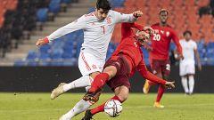 Fútbol - UEFA Nations League 2020. Partido: Suiza - España