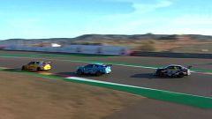 Automovilismo - Campeonato del Mundo Turismos. Prueba Aragón. 1ª carrera
