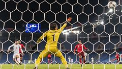 Fútbol - UEFA Nations League 2020. Resumen: Suiza - España