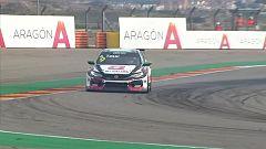 Automovilismo - Campeonato del Mundo Turismos. Prueba Aragón. 3ª carrera
