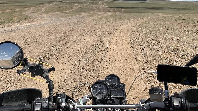 Diario de un nómada - Las huellas de Gengis Khan: En busca del maldito asfalto - ver ahora
