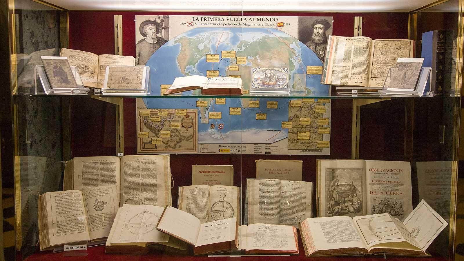 Parlamento - El reportaje - V Centenario de la Expedición de Magallanes y Elcano: la primera vuelta al mundo - 14/11/2020