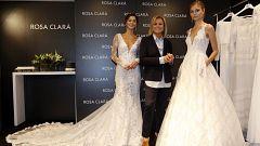 Flash Moda - Rosa Clará celebra 25 años en el mundo de la moda