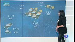 El temps a les Illes Balears - 16/11/20