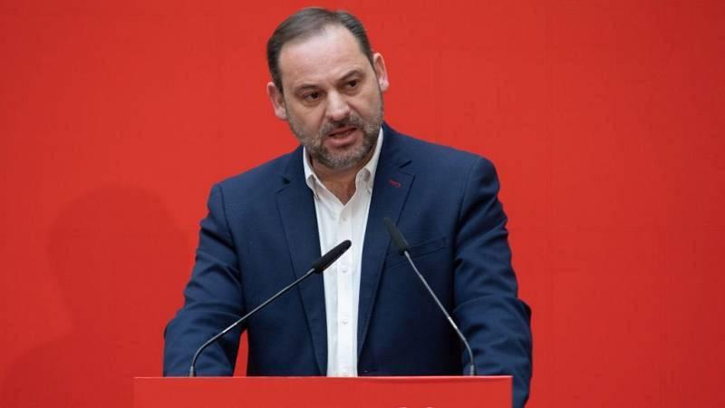 El PSOE trata de sofocar el incendio interno provocado por el apoyo de Bildu a los PGE
