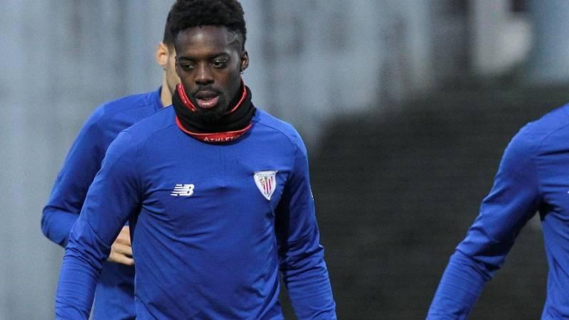 La Fiscalía denuncia a dos aficionados del Espanyol por insultos racistas a Iñaki Williams