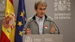 Especial informativo - Coronavirus. Comparecencia de Fernando Simón - 16/11/20