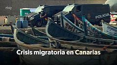 """Crisis migratoria: """"Canarias no puede ser una gran cárcel de inmigrantes"""""""