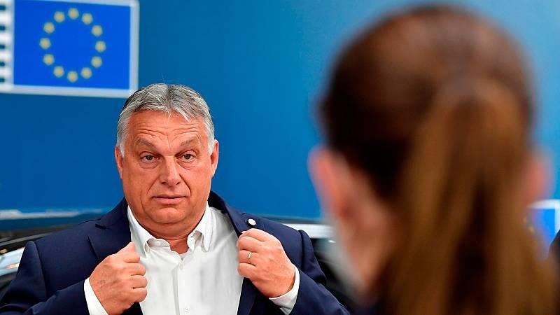 El fondo europeo para la COVID, en peligro por el bloqueo de Hungría y Polonia