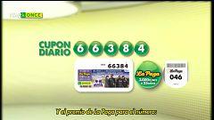 Sorteo ONCE - 16/11/20