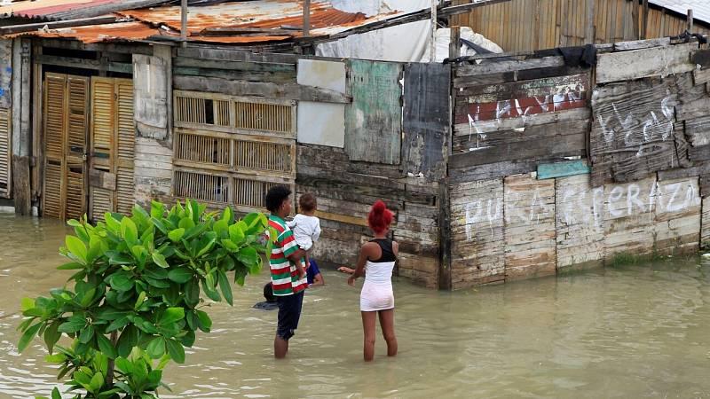 """Centroamérica teme los efectos del """"catastrófico"""" huracán Iota"""
