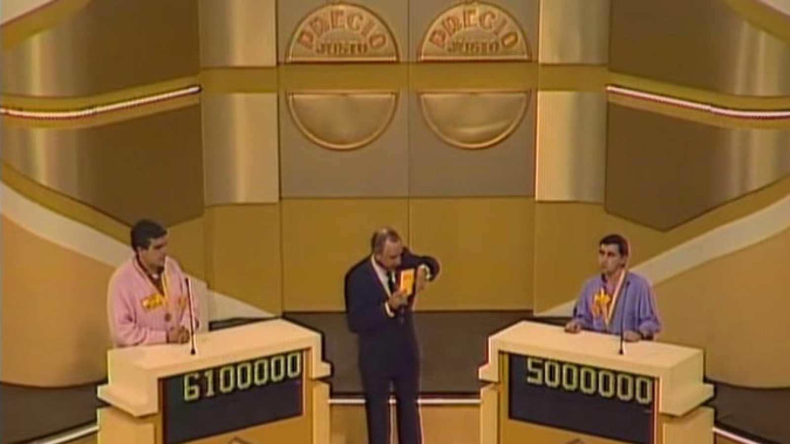 El precio justo - 04/04/1988