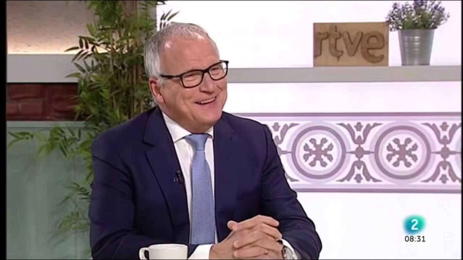 Gemma Nierga entrevista Josep Bou, president del PP a l'Ajuntament de Barcelona