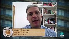 """Cafè d'idees - Enric Álvarez: """"La desescalada es farà on hi hagi menys contagis"""""""