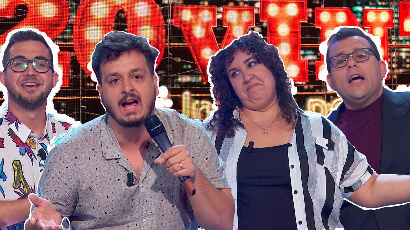 20vintoff   Eva Cabezas, Guillem Estadella, Marc Sarrats, Toni Mata   RTVE Catalunya
