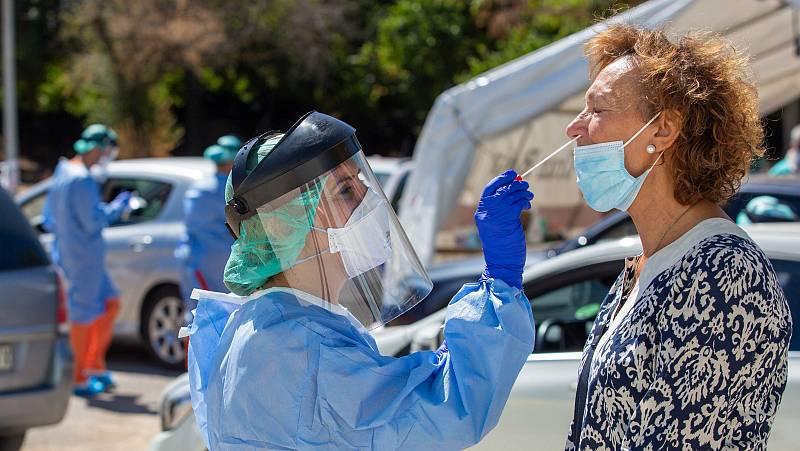 Las restricciones no frenan al virus en Arnedo (La Rioja)