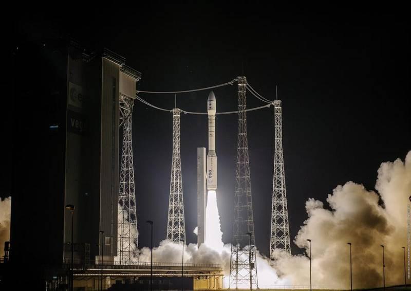 El satélite español 'Ingenio' se da por perdido al desviarse el cohete que lo transportaba ocho minutos después de despegar