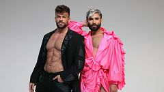 "Eurovisión - Ricky Merino y  Conchita Wurst lanzan el tema ""Smalltown boy"""